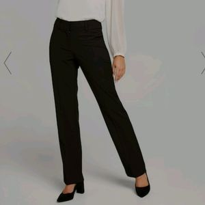 Classic 'Petite' Straight Suit Pant